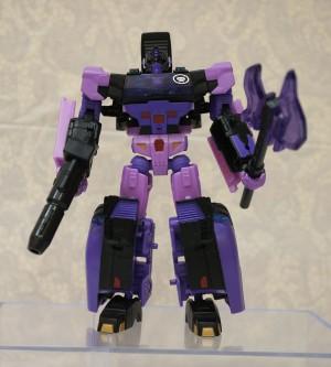 Transformers News: BotCon 2015 Custom Class Figure Galva Convoy and Class Photogallery