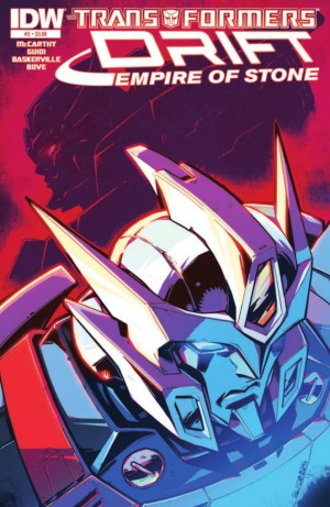 Transformers News: IDW Transformers Drift: Empire of Stone #2 Full Preview