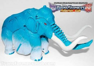Transformers News: Video Review: TFSS 1.0 Ultra Mammoth