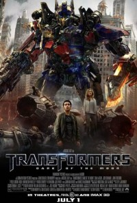 Transformers News: Transformers Dark of the Moon Coming to DVD and Blu-ray September 30th?