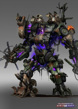 Transformers News: Transformers: Universe MOBA - Even More Character Concept Art