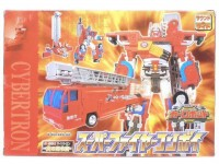 Transformers News: C-001 Super Fire Convoy 2014 Reissue