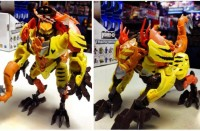 Transformers News: In-Hand Images: Transformers Prime Beast Hunters Deluxe Wave 4