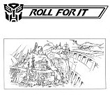 Transformers News: The Ark Addendum - Roll For It (Part 1)