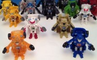 Transformers Bot Shots Wave 2 Video Review