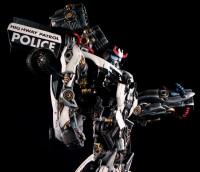 Transformers News: Transtopia Masterclass - DOTM Leader Class Prowl