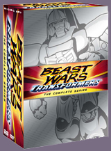 Seibertron.com Reviews: Shout! Factory's Beast Wars: The Complete Series DVD Boxset