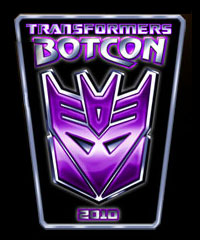 Transformers News: BotCon 2010: Schedules are Available
