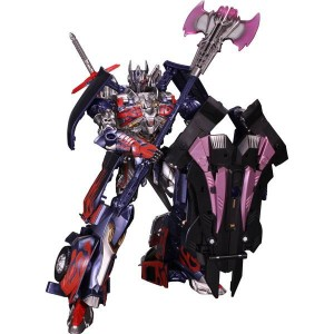 More Images of Takara Tomy Transformers Movie The Best: Jetfire, Optimus, Nemesis Prime, Hound, Hammer Bumblebee