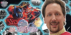 Transformers News: Jim Sorenson to Attend TFNation 2017
