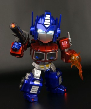 Transformers News: New Gallery: Kids Logic Mecha Nations 01 Optimus Prime