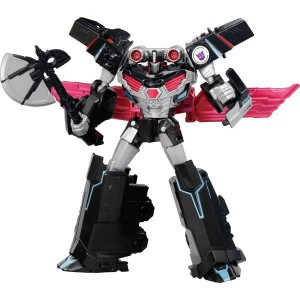 Transformers News: Official Images for Takara Tomy Transformers Adventure TAV 56 Nemesis Prime and TAV 55 Windblade