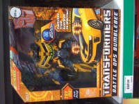 Transformers News: Battle Ops Bumblebee released in the UK