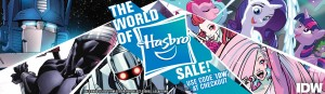 Comixology 'World of Hasbro' Sale Including Many Transformers Comics