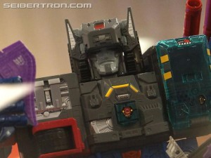 #Botcon2016: Titans Return Updated Images: Fort Max Diorama, Sentinel, Windblade, Brainstorm