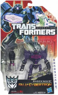 Transformers News: Transformers Generations: Fall of Cybertron Deluxe Wave 1 Available at TRU.com