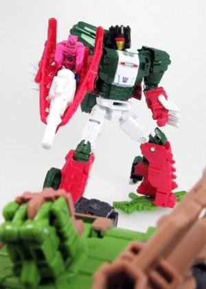 Takara Tomy Transformers Legends Hardhead, Skull, Cancer New Images