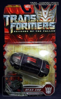 Transformers News: ROTF Dead End & Ice Cream Twin in Package