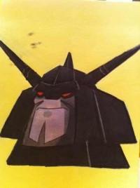 Derrick J. Wyatt Animated Menasor Head Concept