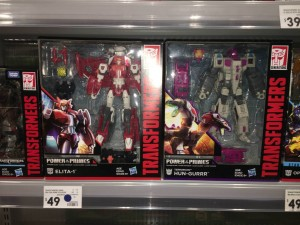 Transformers News: Transformers Power of the Primes Wave 2 Voyagers at Australian Retail