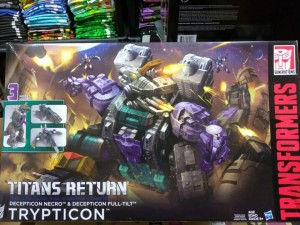Transformers Titan Class Trypticon Found at US Retail