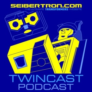 Transformers News: Twincast / Podcast SDCC Live Stream is Tonight at 9 Eastern! #AskTheTwincast
