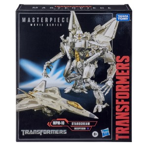 New Box Stock Images Of Transformers MPM-10 Starscream