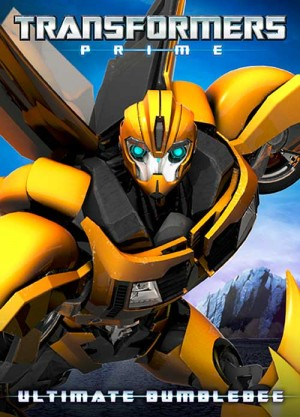 """Transformers Prime """"Ultimate Bumblebee"""" DVD Coming In February"""