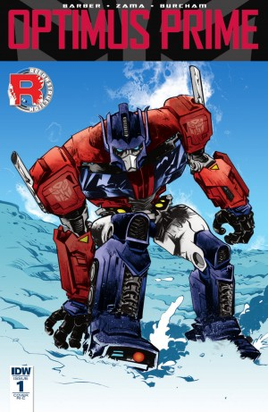Review of IDW Optimus Prime #1
