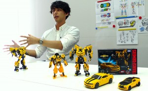 Transformers News: Transformers Movie Masterpiece Bumblebee: Interview With Designer Yuya Onishi
