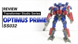 Transformers News: Video Review of Transformers Studio Series #32 2007 Movie Optimus Prime