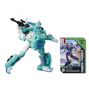 Transformers News: Transformers Power of the Primes Deluxe Wave 2 Video Reviews