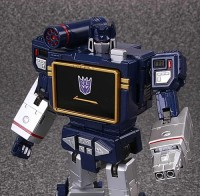 Transformers News: Delayed! MP-13 Masterpiece Soundwave and Encore 23 Fortress Maximus Moved Back