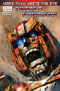 IDW May 2012 Transformers Solictations