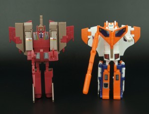 New Galleries: Platinum Edition Triple Changers Astrotrain and Blitzwing