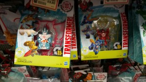 Transformers Robots In Disguise Minicon Weaponizer Wave 2 Spotted At UK Retail