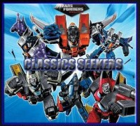 Transformers News: Asian Exclusive Classics Seekers Box Set?