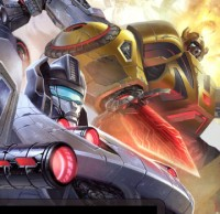 Transformers News: Transformers War for Cybertron 10x XP Weekend and new WFC desktop wallpapers