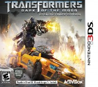 Transformers News: 3DS Dark Of The Moon Game Reviewed