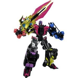Transformers News: Takara Transformers Unite Warriors EX Megatoronia Revealed