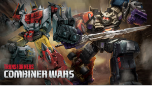 SDCC 2015 - Transformers Combiner Wars Promo Video