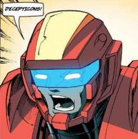 Transformers News: Botcon 2012 Comic Prequel Pages 3 and 4 Posted