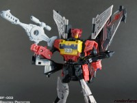 Transformers News: New Images of RF-003 Blaster's Backpack