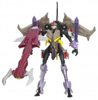 "Transformers News: Offical Images: Transformers Prime ""Beast Hunters"" Deluxe Starscream"