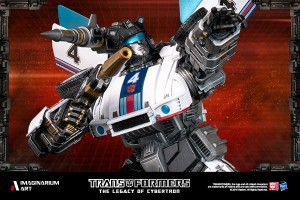 Transformers News: Final Images and Pre-Order for Imaginarium Art Licensed Transformers Jazz