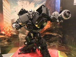 In Hand Images of Transformers Studio Series Ironhide