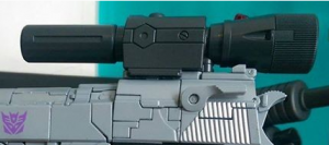 Transformers News: Takara Tomy MP-36 Megatron Fusion Cannon Sounds Demo