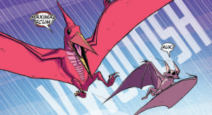 Review for IDW Transformers Beast Wars Issue 2