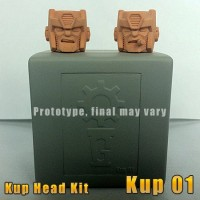 "New images of iGear's Kup01 ""cygar""-less head"