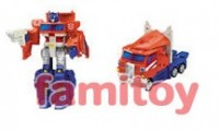 Kabaya Candy Box Set - Gum Plus Convoy Figures
